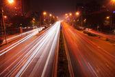 Trânsito da cidade — Foto Stock