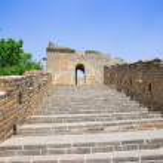 Постер, плакат: Mutianyu Great Wall in China