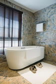 Luxury bathroom — Stockfoto
