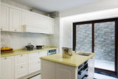 Domestic kitchen — Stockfoto