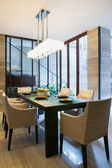Nice dining room — Foto de Stock