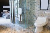 Luxusní koupelna — Stock fotografie