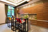 Nice kitchen — Stock Photo