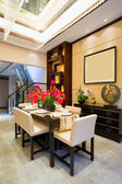 Sala da pranzo di lusso — Foto Stock