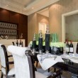Luxury dining room — Stockfoto