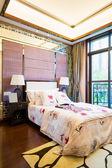 Konforlu yatak odası — Stok fotoğraf