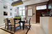 Luxury dining room — Foto de Stock