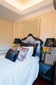 Cómodo dormitorio — Foto de Stock