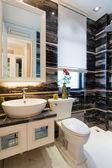Modern banyo — Stok fotoğraf