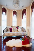 Nice sofa — Stock Photo