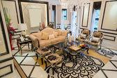 Luxury living room — Stock Photo