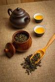 Çay töreni — Stok fotoğraf