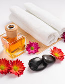 Spa and healthy lifestyle — Stock Photo