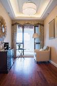 Hezký obývací pokoj — Stock fotografie