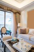 Luxury living room — Photo