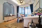 Nice living room — Zdjęcie stockowe
