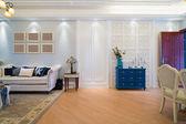 Klassische wohnzimmer — Stockfoto