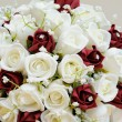 Stock Photo: Artificial Flowers Close-up