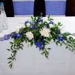 Wedding ceremony table - Foto de Stock  