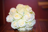 Brides roses — Stock Photo