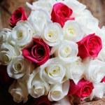 Bride floral arrangement — Stock Photo #31957165