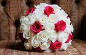Brides roses — Stock Photo