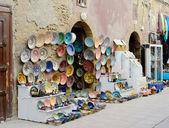 Morocco crafts — Stock Photo