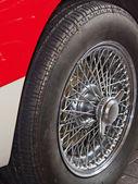 Old Wheel — Stock Photo