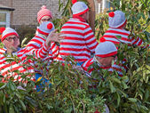 Where's Wally ? — Stock Photo