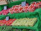 Fruit Stall — Stock Photo