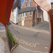School Reflections — Stock Photo