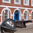 The old Custom House at Exeter Quay, UK — Stock Photo