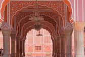 华丽的印度拱门 — 图库照片