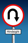 Hindsight — Stock Photo