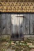 Barn door — Stock Photo
