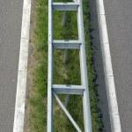 Guardrail — Stock Photo