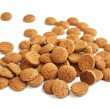 Bunch of ginger nuts — Stock Photo #13636687