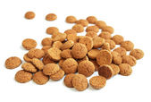 Bunch of ginger nuts — Stock Photo