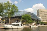 The Ottawa Convention Centre — Stock Photo