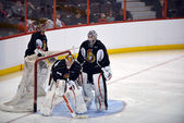Ottawa Senators begin training camp after lockout ends — Foto Stock