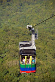 Cable Car in Puerto Plata — Photo