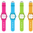 Kids watch — Foto Stock