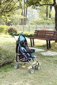 婴儿推车 — 图库照片
