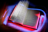 Holy Scripture. — Stock Photo