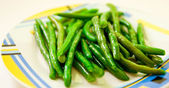 Green bean — Stock Photo