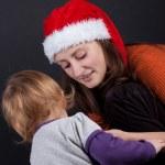 Święta Rodzina — Zdjęcie stockowe