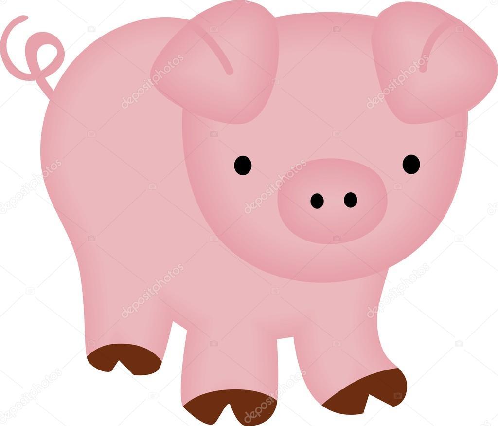 Cute Piggy Stock Vector 169 Socris79 15794409