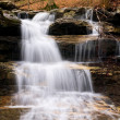 Stock Photo: Cagle's Mill Dam Waterfall, Indiana