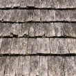 Wooden Shake Shingles — Stock Photo #24750199