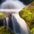 Smoky Mountains Cascade — Stock Photo